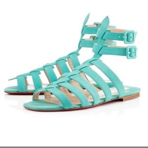 Christian Louboutin Caged Sandals